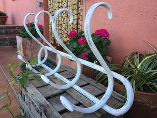 Antigua percha Thonet 4 brazos #yomequedoencasa