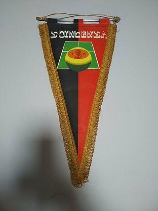 Banderín Tenis de mesa Soinuensa Original Retro