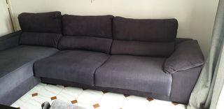 sofá chaise longe espectacular