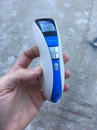 Termómetro digital infrarrojos