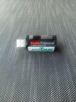 Pendrive USB Carrete Fotográfico Kodak