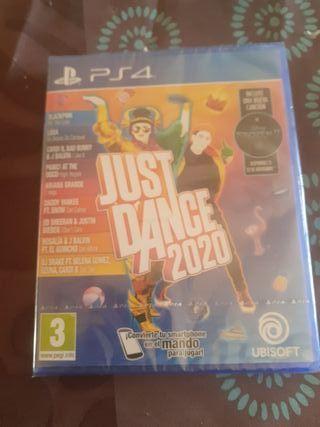 Just Dance 2020 per a PS4