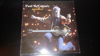 PAUL MCCARTNEY - BIRHTDAY- VINILO