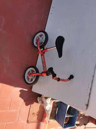 bici niños de 1 a 4 años