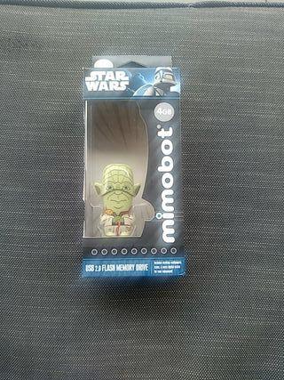 Pendrive USB Yoda Star Wars 4G