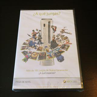 DVD Xbox 360 precintado