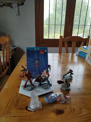 Disney Infinity Wii U Edición 2.0