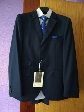 traje completo de niño