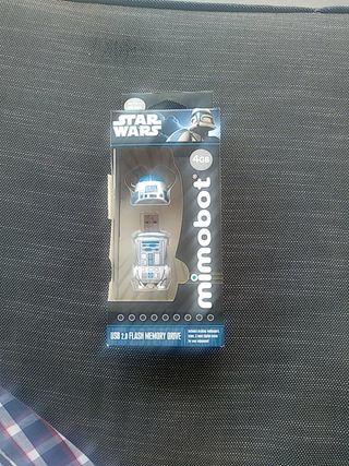 Pendrive USB R2D2 Star Wars 4G