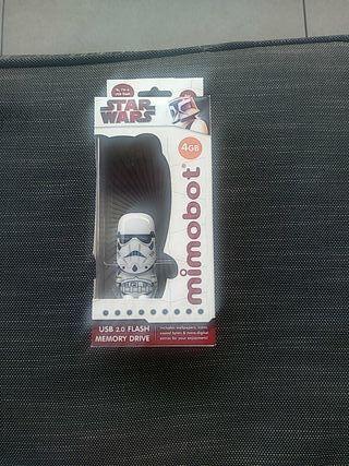 Pendrive USB Stormtrooper 4G Star Wars