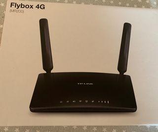 Router TP LINK Flybox 4G MR 200