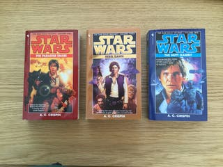 Star Wars - The Han Solo Trilogy