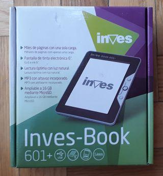Inves Book 601+ (libro electrónico)