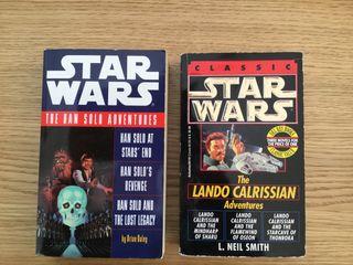 Star Wars - trilogy adventures