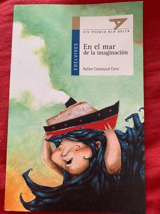 """Libro de Lectura """"En el mar de la imaginación"""""""