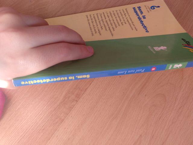 libro Sam la superdetective