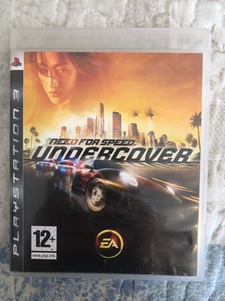 Need for Speed Undercover Ps3