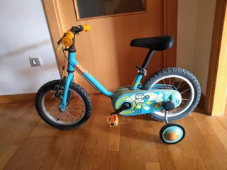 Bicicleta Decathlon Niñ@s