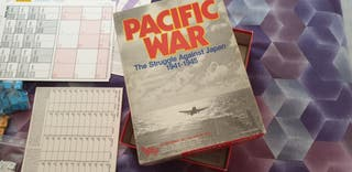 PACIFIC WAR (VICTORY GAMES)