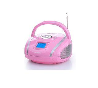 RADIO MP3 SD USB AUDIOSONIC RD-1566 Estereo Nuevo