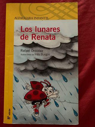 """Libro de Lectura Infantil""""Los Lunares de Renata"""""""