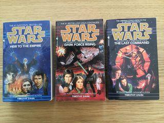 Star Wars - Thrawn Trilogy