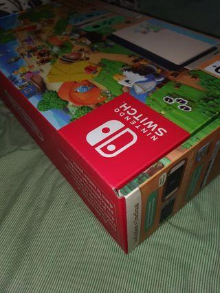 Nintendo switch 2020 Animal Crossing