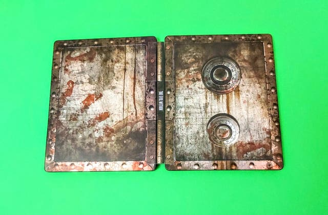 The Evil Within con Steelbook / PS4
