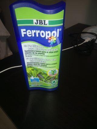 Ferropol aquario JBL Regalo