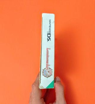 Luminous Arc 2 + Banda Sonora / Nintendo DS