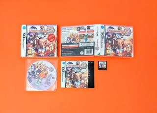Luminous Arc 2 + Banda Sonora / Nintendo DS