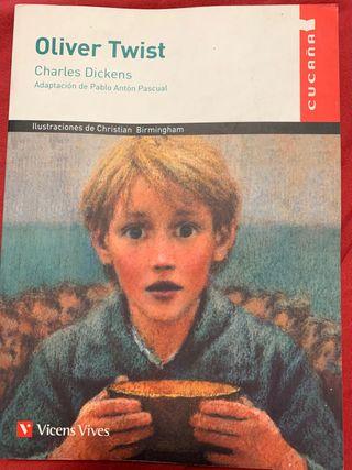 """Libro de Lectura Infantil""""Oliver Twist"""""""