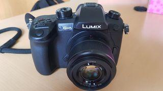 Lumix Gh5 Panasonic (Cuerpo)