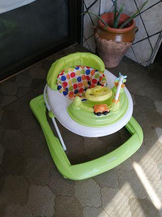 corre pasillos o tacatá bebé