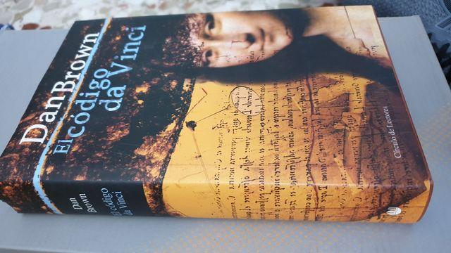 El código Da Vinci. Libro