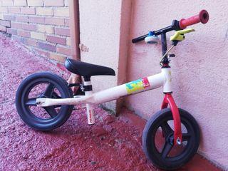 regalo bici sin pedales