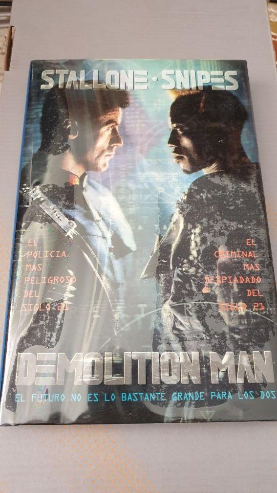 Demolition Man. Libro