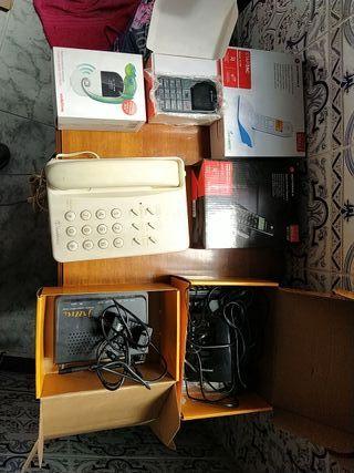 teléfonos y ruters