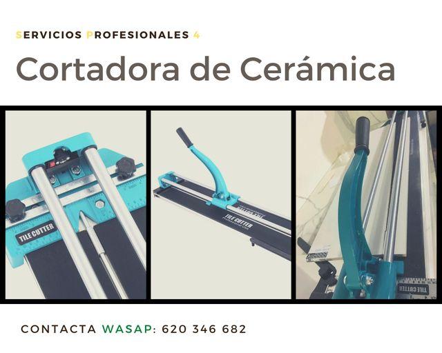 CORTADORA DE CERAMICA SP4.
