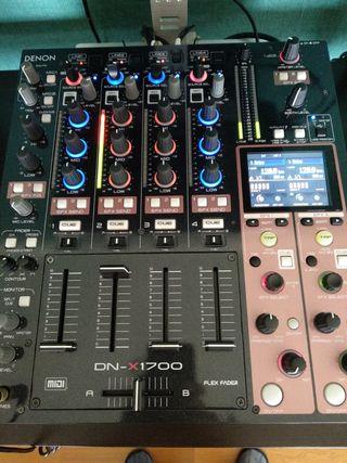 Mesa mezclas Denon DN-X1700