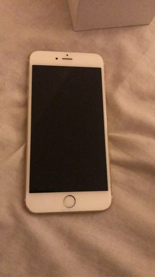 Immaculate condition unlocked iPhone 6splus