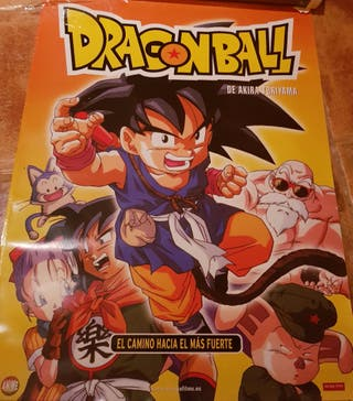 poster Dragon ball