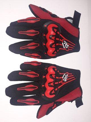 guantes de moto Axg rahln8