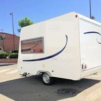 caravana nueva a estreno caravanas de 750 kg
