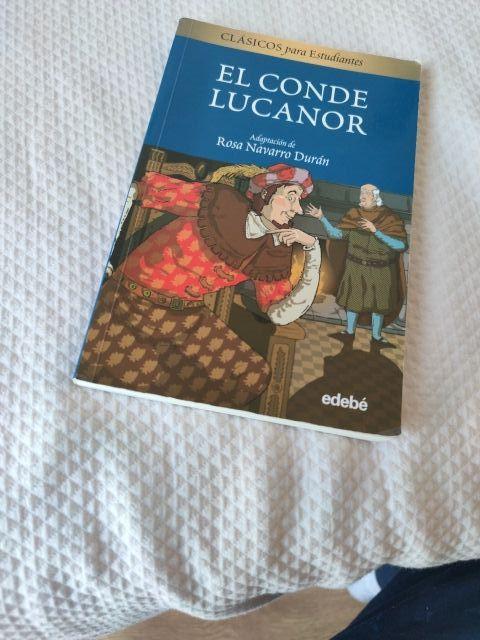 El conde de lucanor. Leído una sola vez.