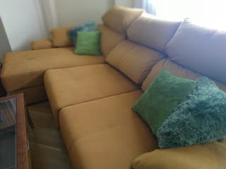 sofá 4 plazas
