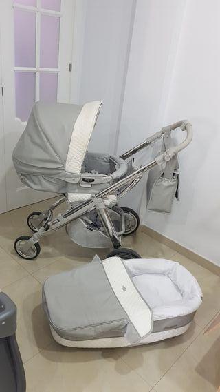 coche bebé (bebecar) (3 piezas)