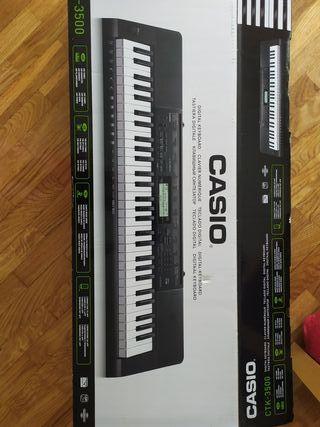 Piano Casio CTK3500