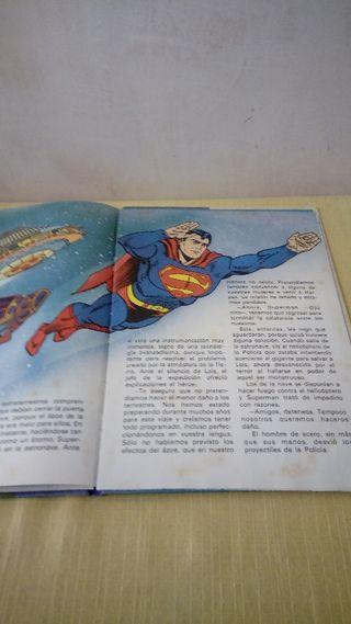 SUPERMAN - EL LIBRO - PUBLICACIÓN LAIDA -