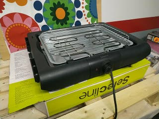Barbacoa electrica